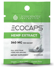 Eco Caps Travel Packs