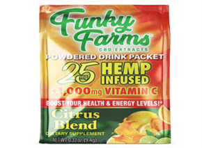 Powered Drink Packet 
