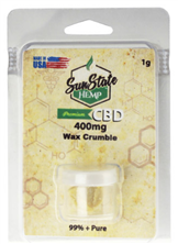 Hemp Wax Crumble